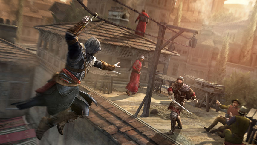 Review Of Assassin S Creed Revelations For Xbox 360 Robert