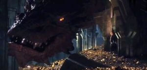 smaug and bilbo